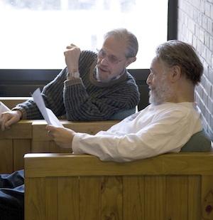 Simon Kochen and John Conway