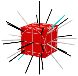 Proof of the Kochen-Specker theorem