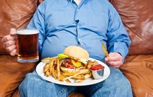 Unhealthy living