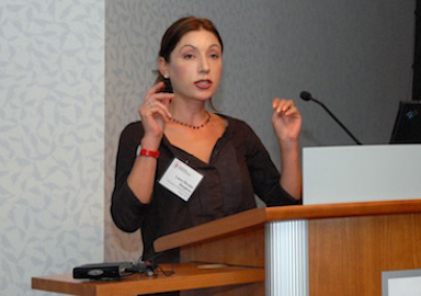 Laura Mersini-Houghton.