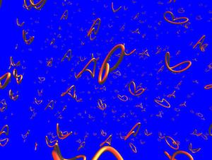 A string universe. Image © R. Dijkgraaf.