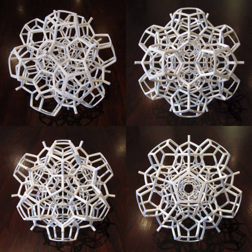 3D printing mathematics | plus maths org
