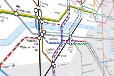 Tube map