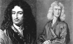 Newton and Leibniz