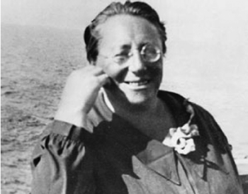 Emmy Noether: Against the odds | plus.maths.org Emmy Noether