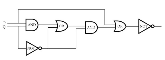 a complicated circuit