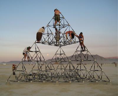 Sierpinski tetrahedr