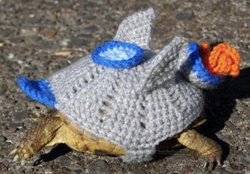 Rocket tortoise!