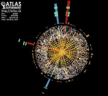 ATLAS decay to 4 electrons