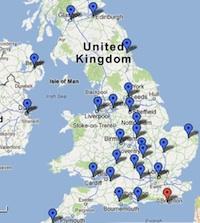 Maths Jam map