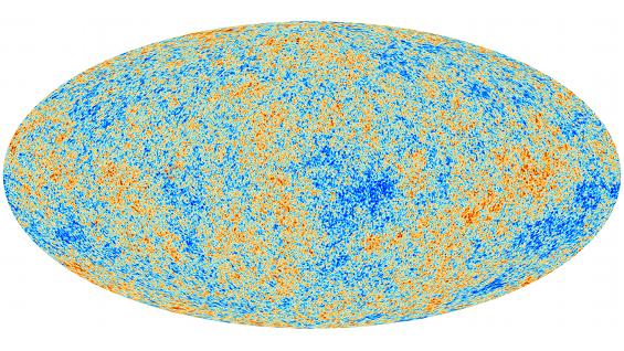 Planck CMB all sky map