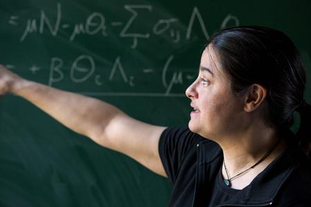 Women of mathematics: Julia Gog   plus maths org