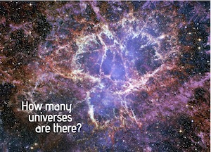 How many universes are there?