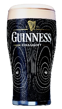 Flow pathlines in a glass of Guinness. Image c/o Fluent Inc.