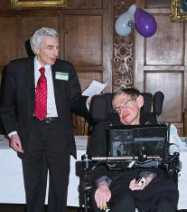 [IMAGE: Rees and Hawking]