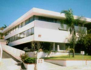 DAA's offices in Nedlands, Western Australia