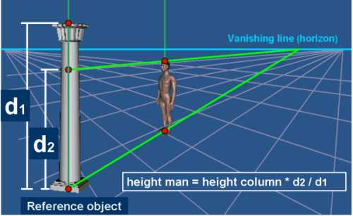 IMAGE: Calculating heights