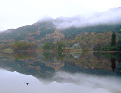 Reflections in Loch Katrine