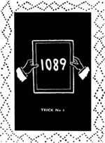 the 1089 trick