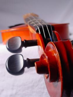 Why is the violin so hard to play? | plus maths org
