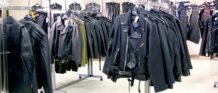 Image: jackets on sale