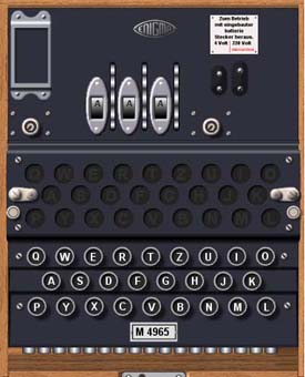 what is an enigma machine