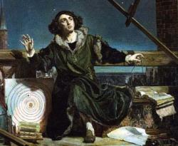 Portrait of Copernicus