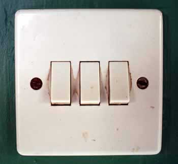 a triple light switch
