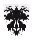 Figure 1: an inkblot