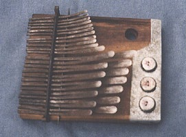 Figure 4: An mbira