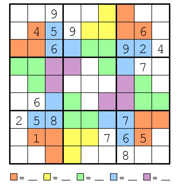 ... developer Philip Riley, whose book Color Sudoku isavailable now