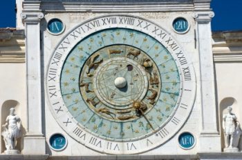An astronomic clock