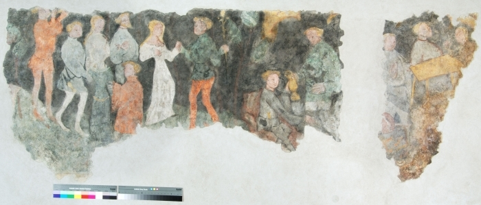 Figure 12: The restored fresco. Image courtesy Wolfgang Baatz.