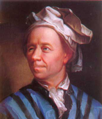 Leonhard Euler, 1707-1783, made significant contributions to the development of calculus.