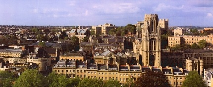 University of Bristol precinct