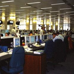 Credit Suisse Dealing Room - 4
