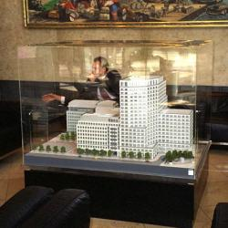Credit Suisse in miniature