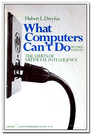 What computers can't do.