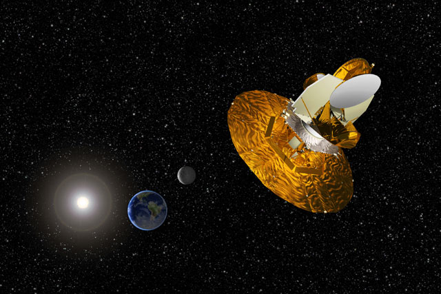 The WMAP spacecraft