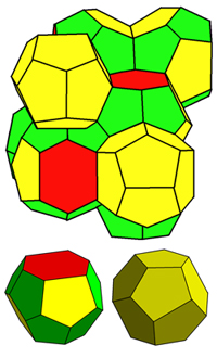 Weaire-Phelan structure