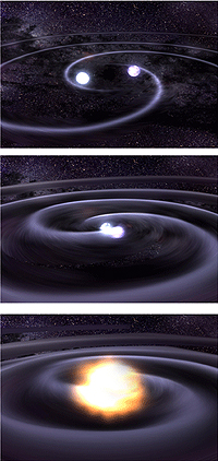 Gravitational waves from colliding stars
